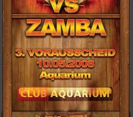 FLYER CONCERT – RAMBA vs ZAMBA