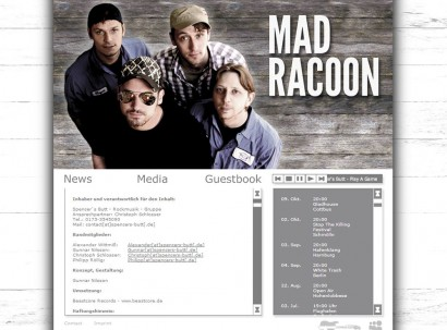 MAD RACOON