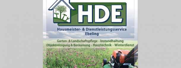 CI FOR HDE